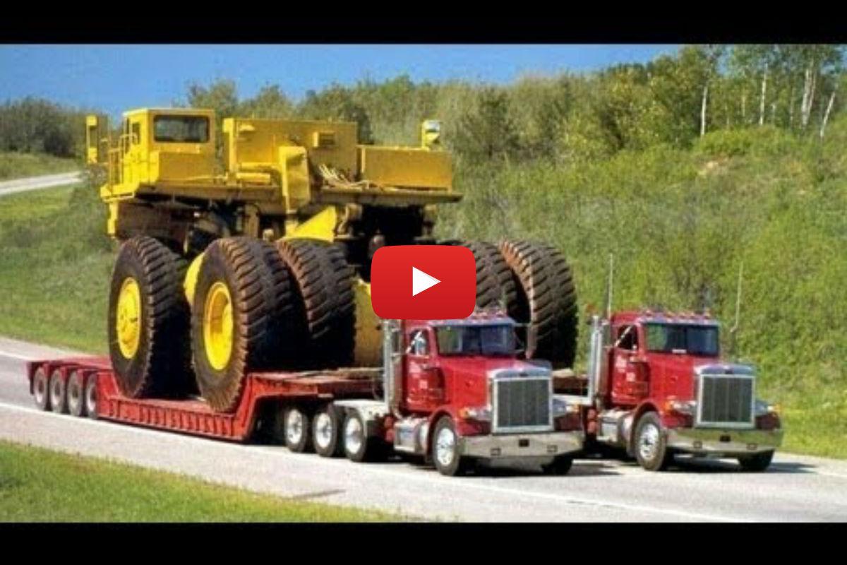 Extreme Trucking Big Trucks In The World Vinemoments