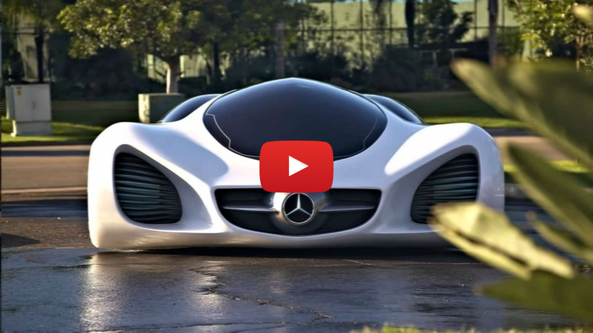 Mercedes benz biome concept vinemoments for Mercedes benz biome