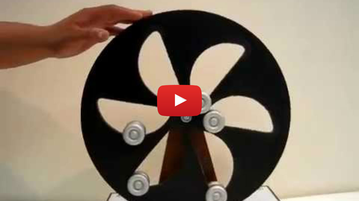Perpetual Motion Machines ! | Vinemoments