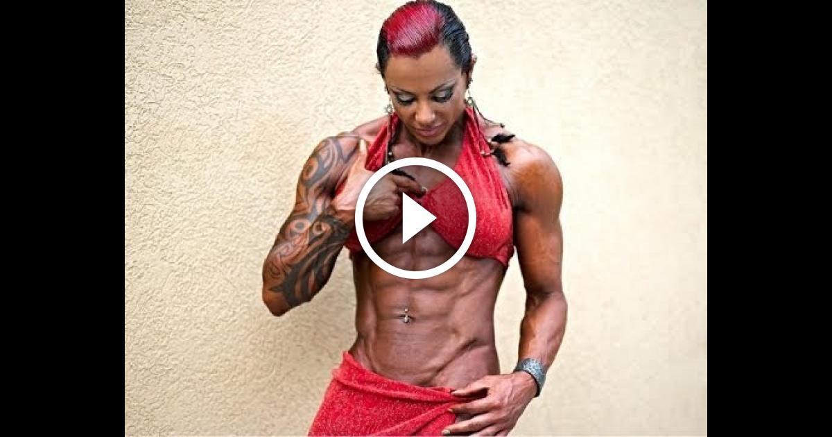 Most Extreme Female Bodybuilders! | Vinemoments