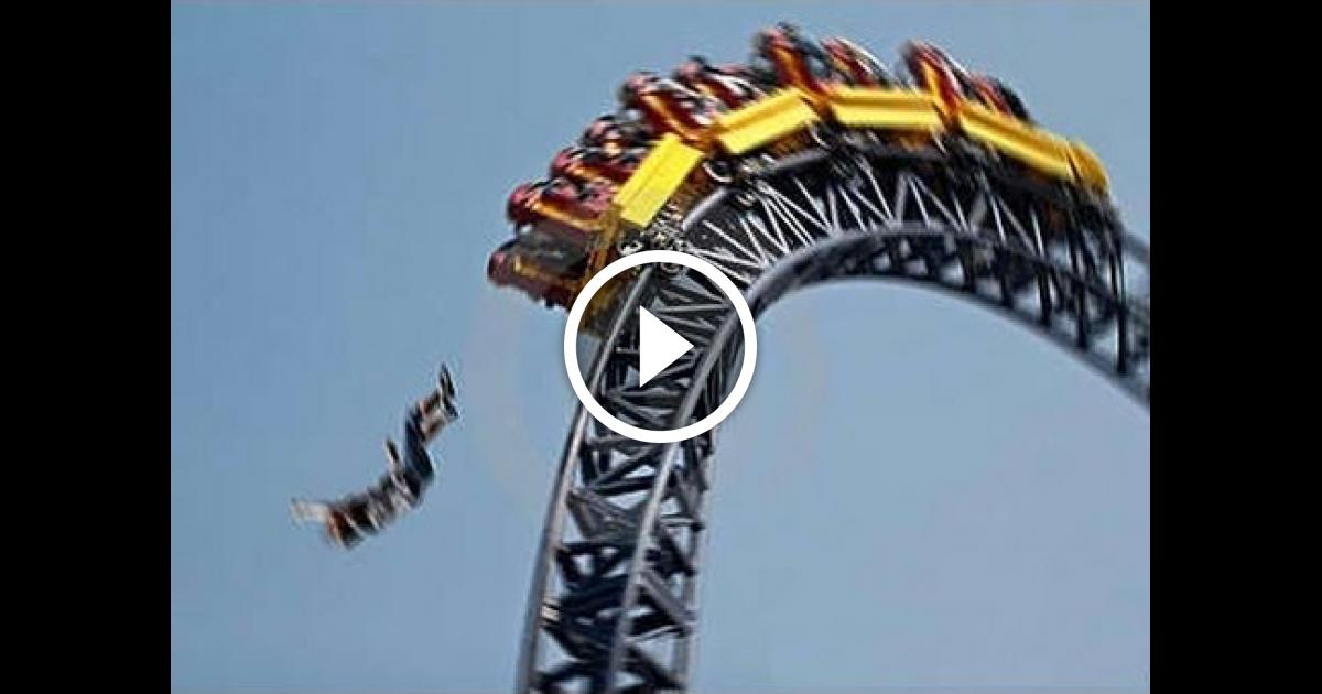 roller coaster accidents A 3-year-old boy was airlifted to hospital after falling off a roller coaster at a  pennsylvania theme park the child fell from the middle portion of.