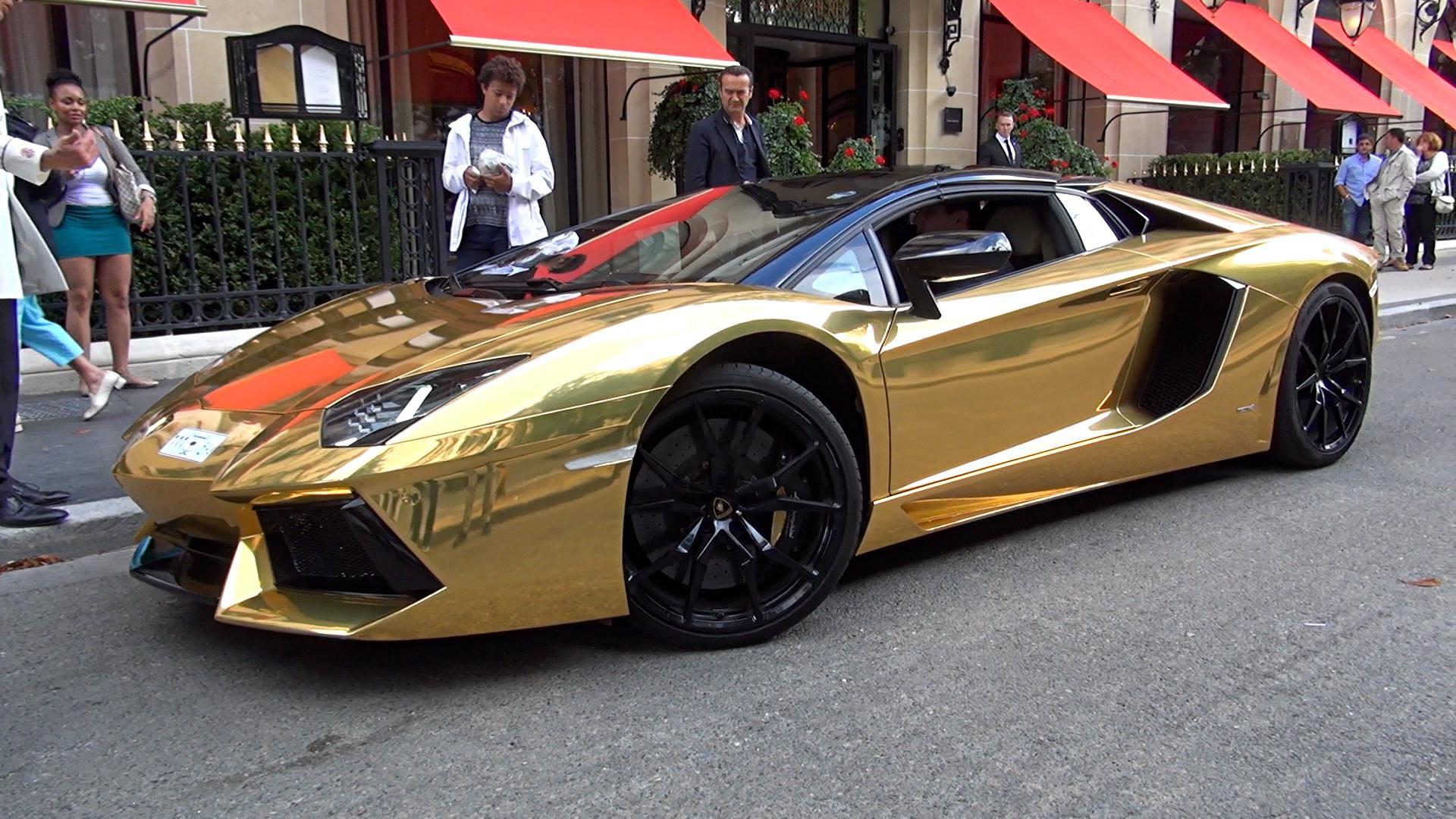 New   Vinemoments Gold Lamborghini Aventador Convertible on gold ford mustang convertible, gold bmw convertible, gold lamborghini veneno roadster, gold corvette convertible, gold audi convertible, gold ferrari convertible,